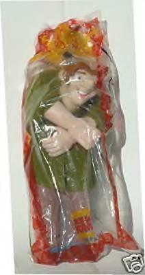 Burger King Hunchback of Notre Dame QUASIMODO Doll - 1