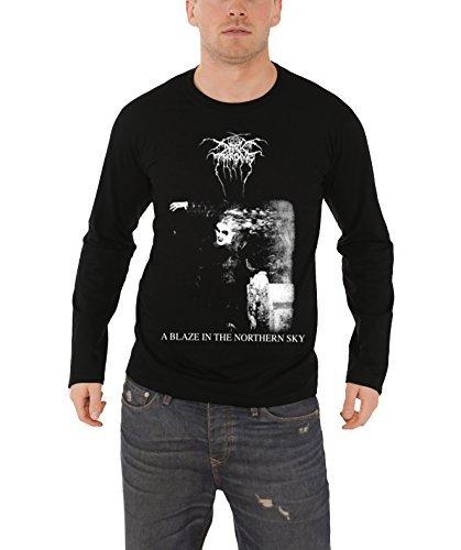 Darkthrone - Top - Maniche lunghe  - Uomo nero X-Large
