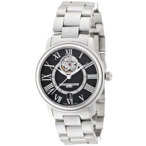 【フレデリックコンスタント】FREDERIQUE CONSTANT 腕時計 パスエイション ハートビートデイト ラウンド FC-315BS3P6B メンズ 【正規輸入品】