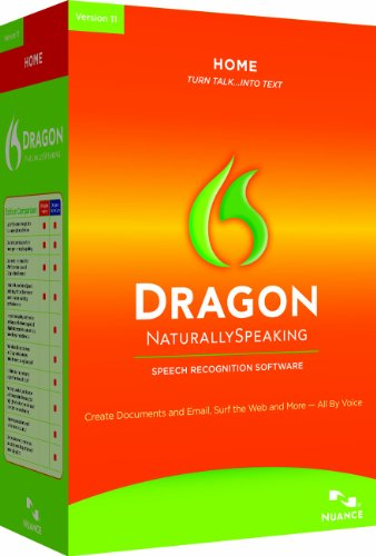 Dragon NaturallySpeaking 11 Home Edition (PC)