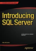 Introducing SQL Server Front Cover