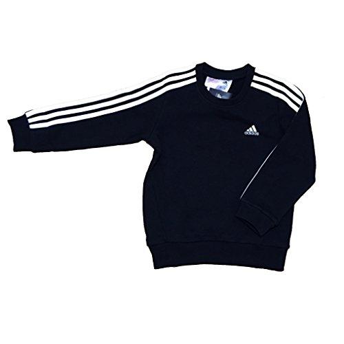 adidas - Felpa - Felpa - ragazzo Nero  nero