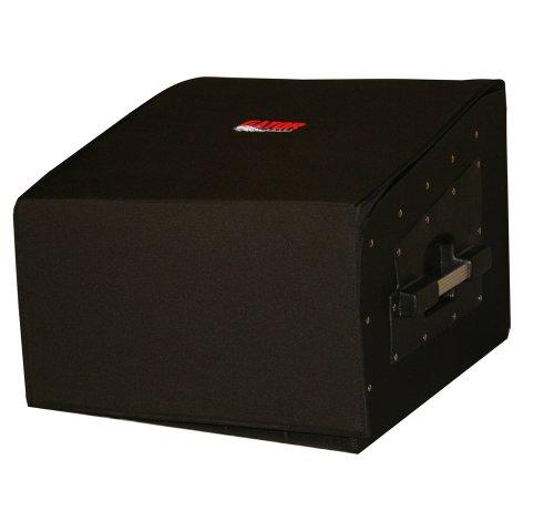 Gator 10U Top, 4U Side Wood Console Audio Rack (Grcw-10X4)