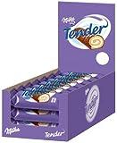 Kraft Foods Deutschland GmbH: Milka Tender - Milk - 1 Karton mit 21 Stück à 3...