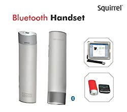 Bluetooth Anti Radiation Headsett (White)
