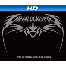 Metalocalypse Season 3 [HD]