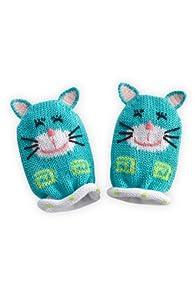 Joobles Organic Baby Mittens - Kitty Katz