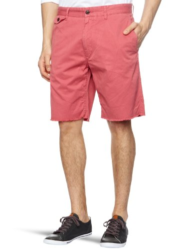 Replay M9437F Men's Shorts Red W32 IN