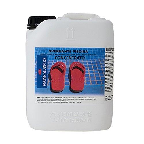 SVERNANTE CONCENTRATO 5 kg trattamento invernale per acqua piscina MANTENIMENTO efficace