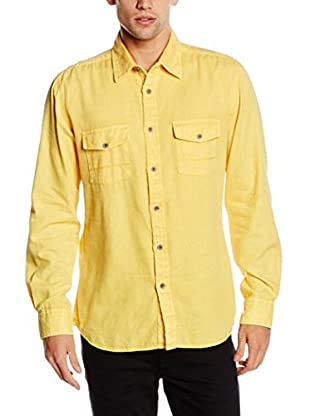 Springfield Camisa Hombre (Amarillo)