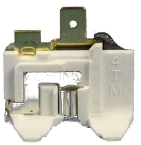 Lg Electronics 6750Ja3001B Refrigerator Overload Compressor front-224744