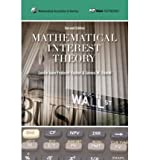 img - for [(Mathematical Interest Theory )] [Author: Leslie Vaaler] [Feb-2009] book / textbook / text book