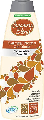 Artikelbild: SynergyLabs Groomer's Blend Oatmeal Protein Conditioner; 18.4 fl. oz. by SynergyLabs