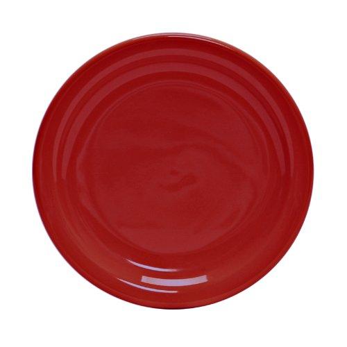 Color Code Rhubarb Salad Plate