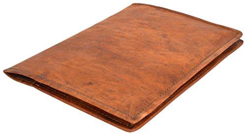 Gusti pelle nature 39 39 becky 39 39 raccoglitore cartella album for Porta quaderni