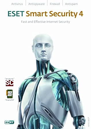 Eset Smart Security V.4.0, 3 User [Old Version]