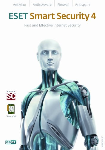 Eset Smart Security V.4.0, 3 User