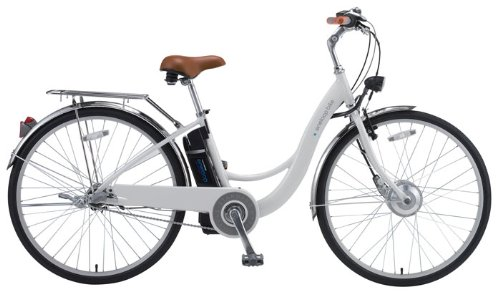 Sanyo Eneloop Electric Bicycle Bike CY-SPA600NA