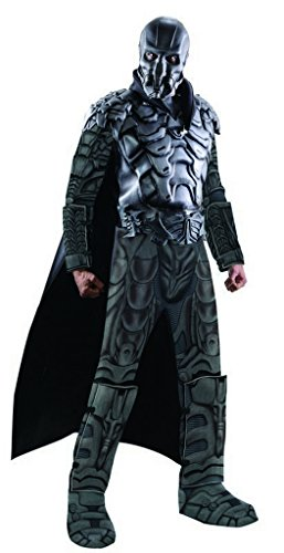 Adult Deluxe General Zod Costume - from Superman, Man of Steel