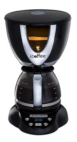 Steam Brew Coffee Maker