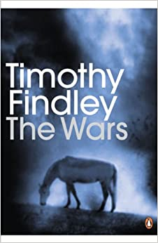 the wars by timothy findley essay The wars by timothy findley on self fulfillment (essay sample) instructions: the author of this novel tries to show us what will practically happen when a caring and sensitive individual is sent into war.