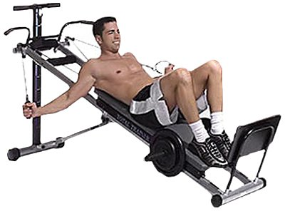 Bayou Fitness Total Trainer Dlx-iii Home Gym from Bayou Fitness