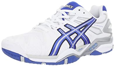 Click here to buy ASICS Mens GEL-Resolution 5 Tennis Shoe by ASICS.