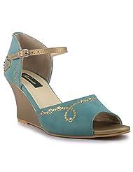 Wearmates Party Sensation Designer Wedges Heels