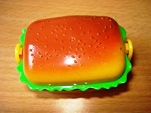 Hamburger Pencil Sharpener