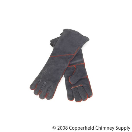 Copperfield 71210 1 Pair Of Fireproof Insulated Black