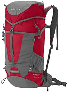 Marmot Kompressor Summit Pack, Red
