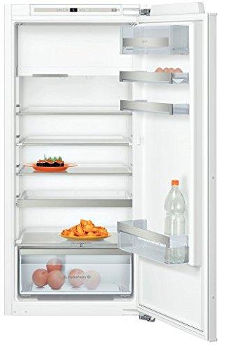 KI2423D30 NEFF Refrigerateur integrable Refrigerateur 180 l avec HydroFresh, surgelateur 15 l****, charnieres plates amorties, H 122,5 cm A++