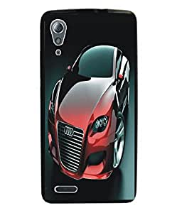Techno Gadgets back Cover for Panasonic T50