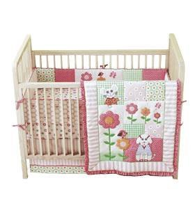 Bedding Crib Sets 7898 front
