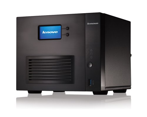 Lenovo IX4-300D 4TB (4HD x 1TB) Network Storage