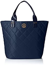 Tommy Hilfiger Quilted Shopper Bag