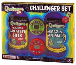 Infinitoy INF28020 Quizmo Challenger Set - Buy Infinitoy INF28020 Quizmo Challenger Set - Purchase Infinitoy INF28020 Quizmo Challenger Set (Infinitoy, Toys & Games,Categories,Electronics for Kids,Learning & Education,Toys)