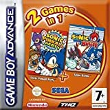Sonic Pinball Party + Sonic Battle (2 en 1)