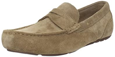 Rockport Men's Greenbrook Vicuna Suede Driving Shoe K57297  6.5 UK , 40 EU , 7 US