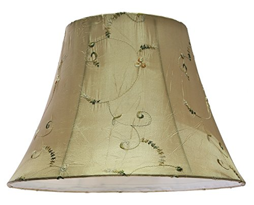 Aspen creative 31005 drum spider shade off white dealtrend - Creative lamp shades ...