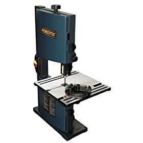 "POWERTEC BS900 9 "" Wood Band Saw"