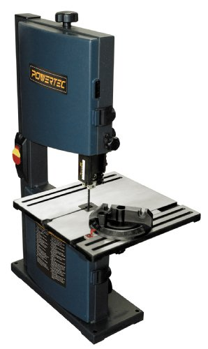 Buy Bargain POWERTEC BS900 Band Saw, 9-Inch