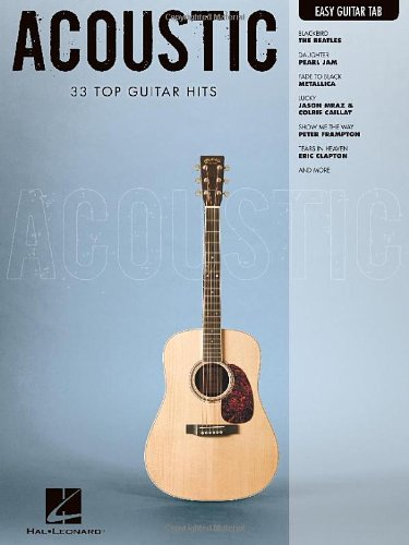 Acoustic: Easy Guitar with Notes & Tab: 2