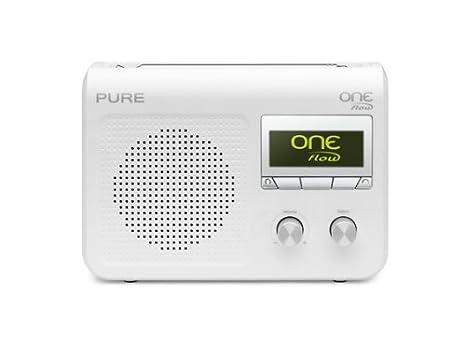 Web radio PURE ONE FLOW VL61871 BLANC