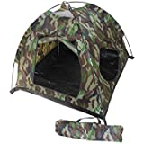 Kids Adventure Camo Dome Play Tent, Camouflage