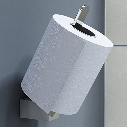 Design Toilettenpapierhalter MMA706, Toilettenrollenhalter, WC-Rollenhalter, Klorollenhalter, WC Rollenspender, Toilettenpapierhalter