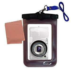 Pochette de protection waterproof pour le Sony Cyber-shot DSC-WX1