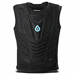 SixSixOne Moto Black Air Vest from SixSixOne