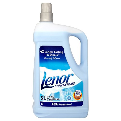 Lenor Concentrate Spring Awakening Fabric Conditioner 178 Washes 5L