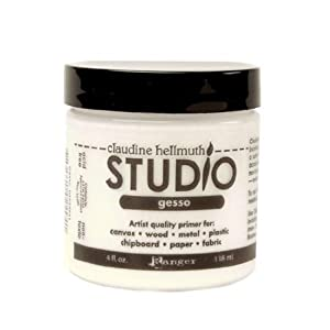 Claudine Hellmuth Studio Gesso By The Each